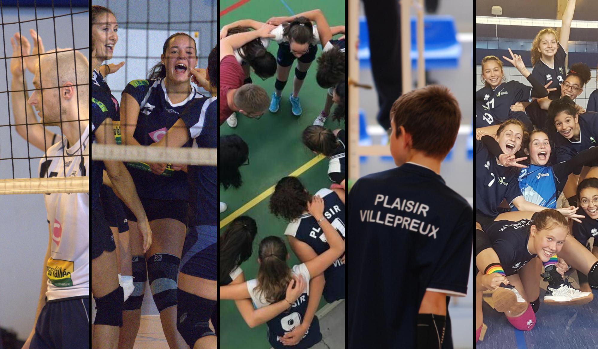 Volley Club Plaisir Villepreux